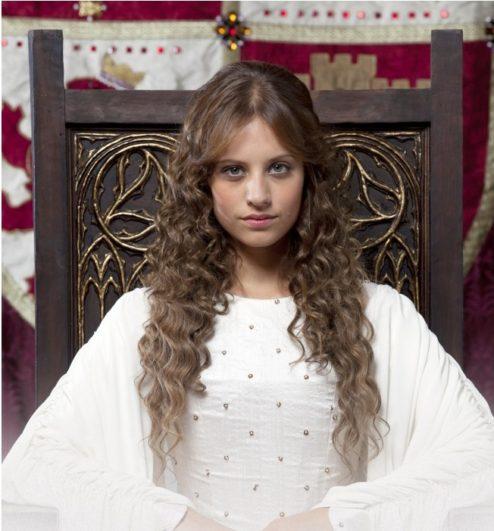 portada de la serie Isabel de TVE