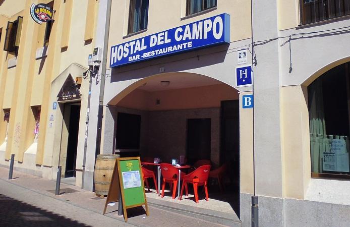 Hotel Restaurante 'Del Campo' en Arévalo