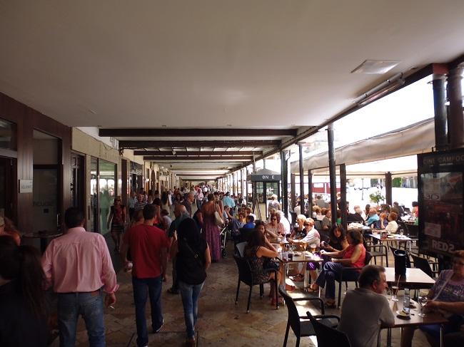 Turismo en Aguilar de Campoo Tapeo en Aguilar de Campoo
