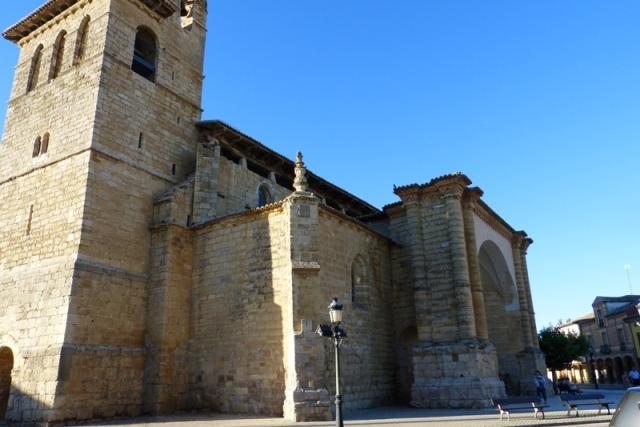 Iglesia de San Pedro en Fromista