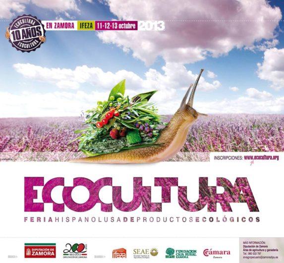 Feria Ecocultura 2013 en Zamora