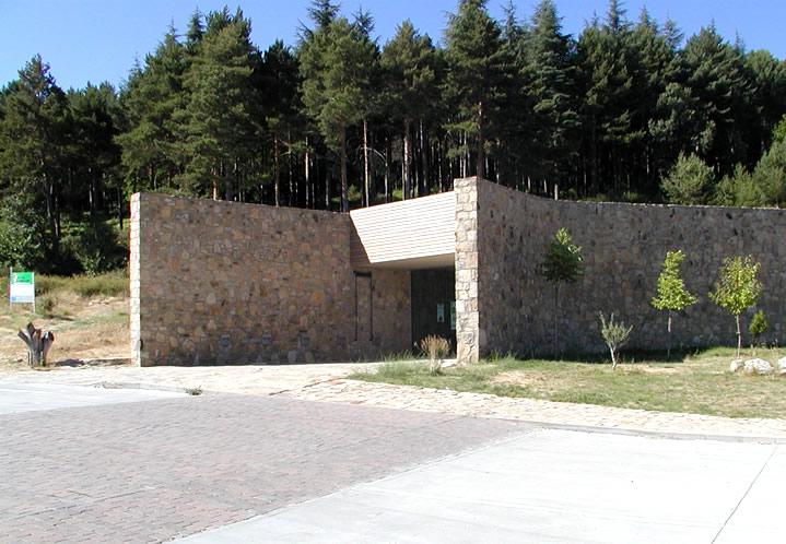 Casa del Parque Las Batuecas-Sierra de Francia_Vista general de la Casa
