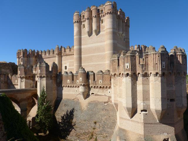 Castillo de Coca_Segovia