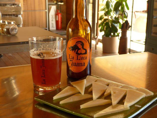 cerveza La Loca Juana de Isca