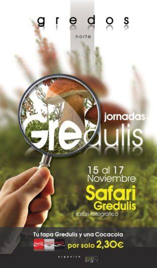 Gredulis Safari fotográfico en la Sierra de Gredos
