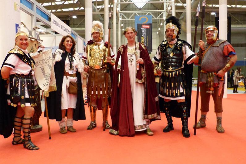 Recreación histórica de Astorga, León