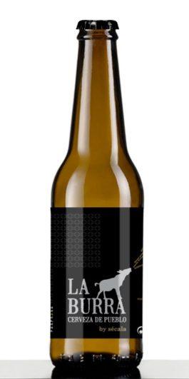 Cerveza La Burra