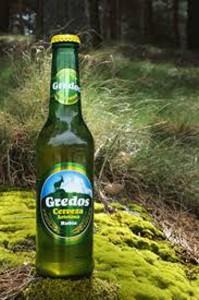 cervezas artesanales de Castilla y León, cerveza Gredos