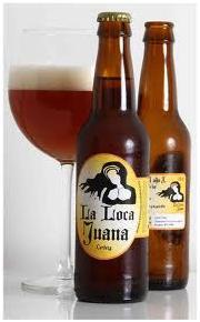 Cerveza la Loca Juana