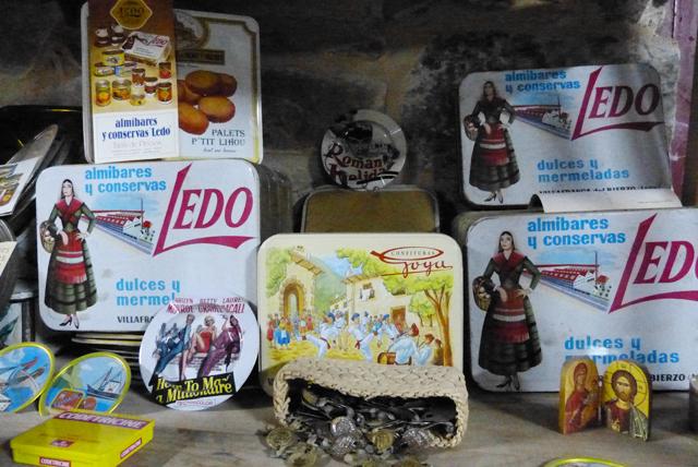 Museo Vintage bodega Alberto Ledo