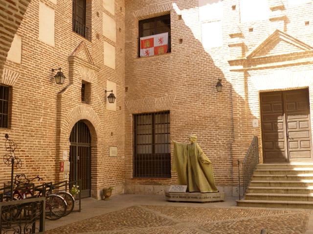 Palacio Real Testamentario en el V Centenario de la Quema de Medina