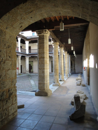 Palacio de los vivero, Valladolid Fuente: http://objetivovalladolid.elnortedecastilla.es/