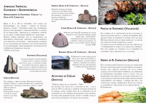 Jornadas Gastronomicas en Segovia