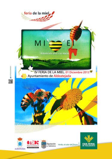 Cartel IV Feria de la Miel