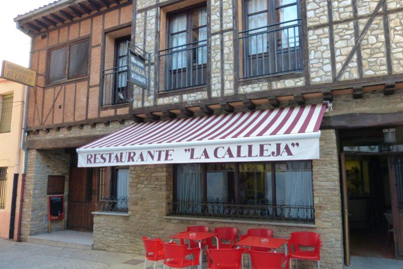 Comer en Vitigudino en el Restaurante La Calleja
