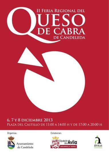 II Feria Regional del Queso de Cabra de Candeleda, Ávila