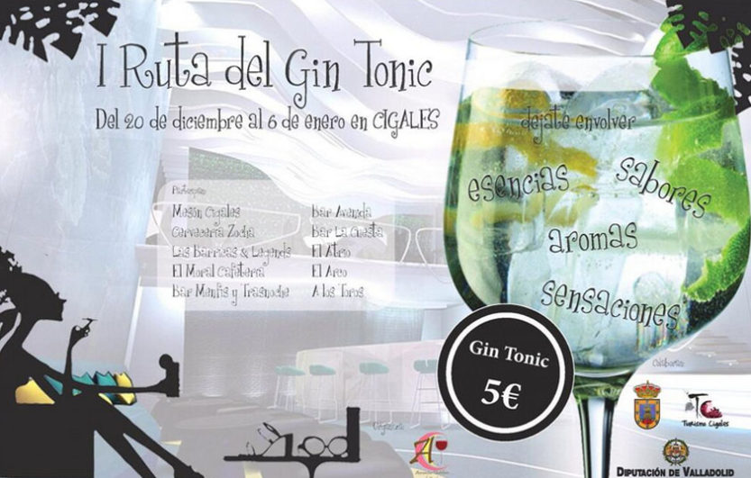 Ruta del Gin Tonic Cigales