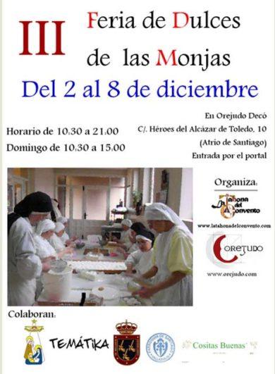 feria de los Dulces de las Monjas artesanos Valladolid