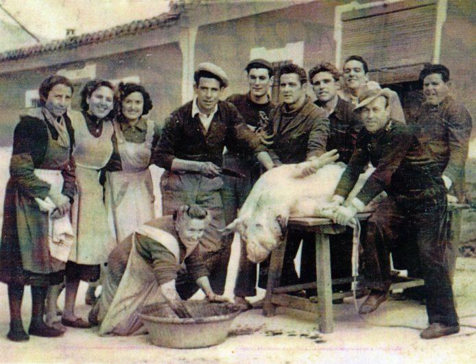imagen de la matanza en Castilla y León Fuente: autillodecampos.blogspot.com.es