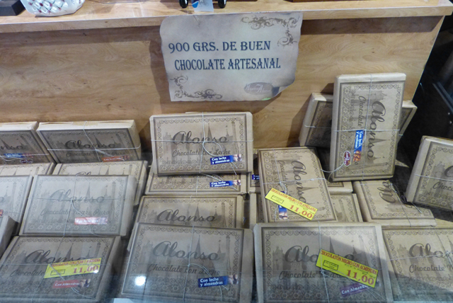 Chocolates de Astorga