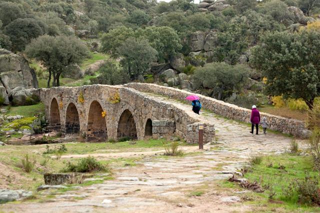 Puente Mocho en Ledesma, Salamanca Fuente: ruralmanjolinos