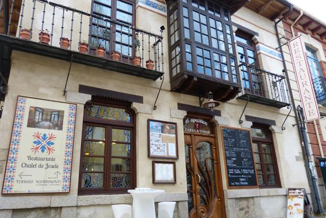 Restaurante el Aperitivo, Hotel y Spa en Astorga