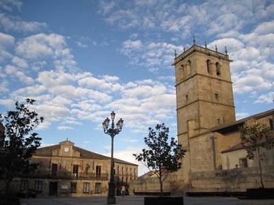 Iglesia de San Nicola di Bari en Vitigudino
