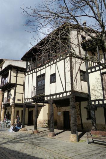 Casa de Doña Sancha Covarrubias