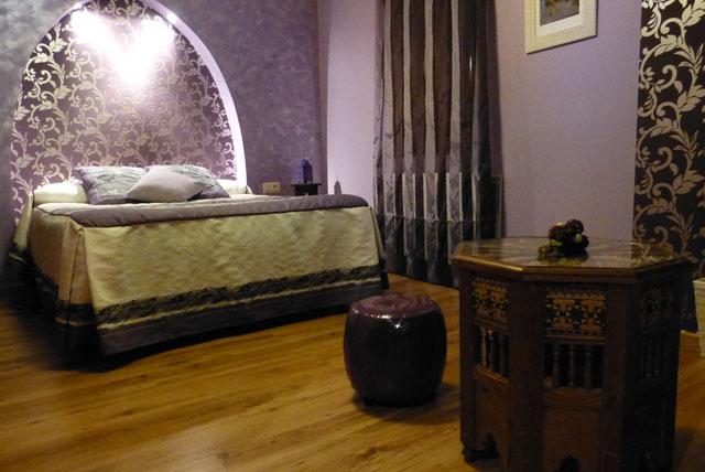 habitación palacio Yasmin