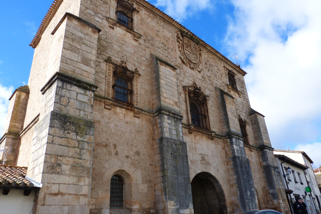 Archivo del Adelantamiento en Covarrubias
