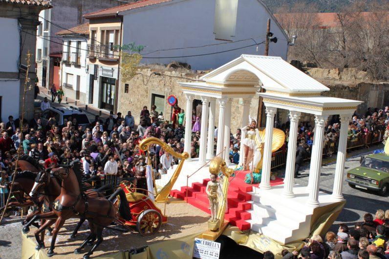 Carnaval de Cebreros Fuente: andreessroesfotos.blogspot.com