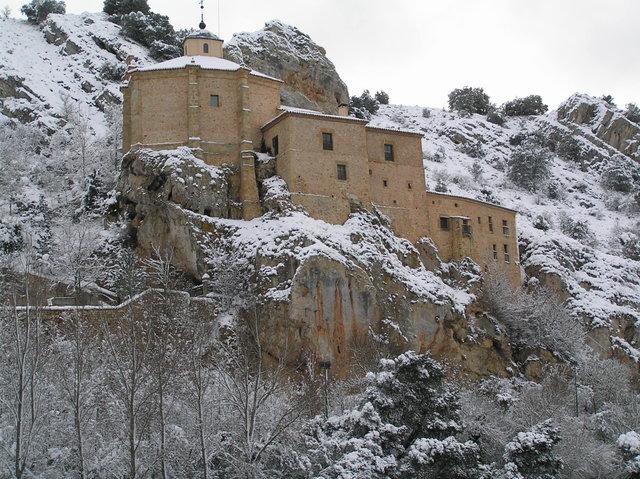 Ermita de San Saturio Soria Fuente: Sorbus Medioambiente