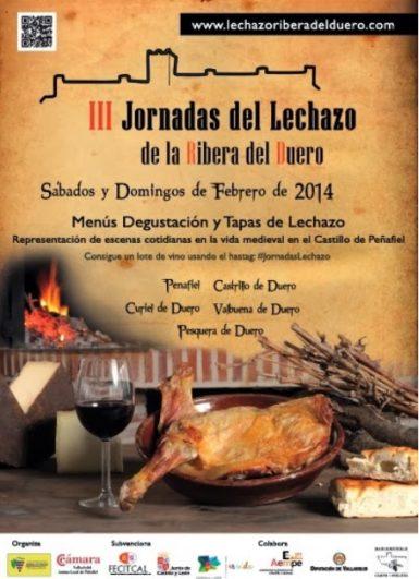 III Jornadas del Lechazo de la Ribera del Duero
