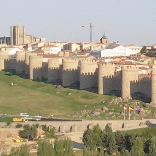 Puntos singulares de Castilla y León