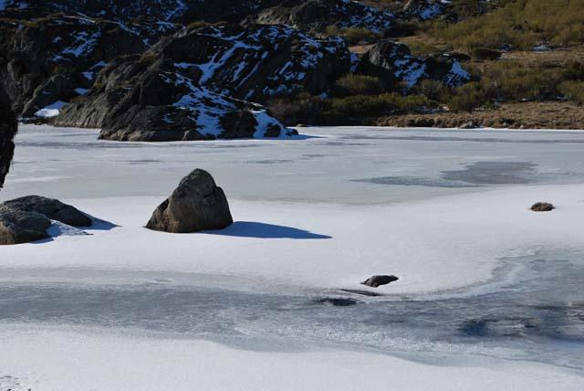 Lago de Sanabria Nevado_Zamora Natural
