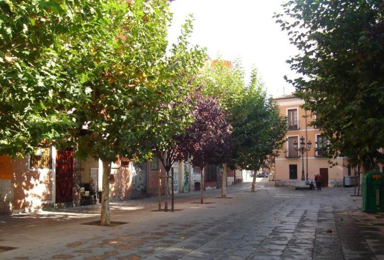 Plaza de Cantarranas