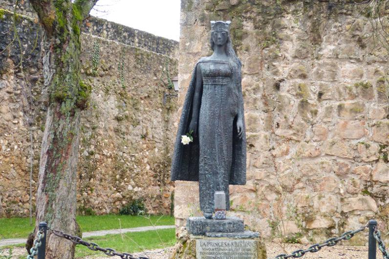 Princesa Kristina de Covarrubias - Destino Castilla y León
