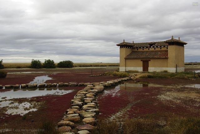 Lagunas de Villafáfila Fuente: altair-fotos.blogspot.com
