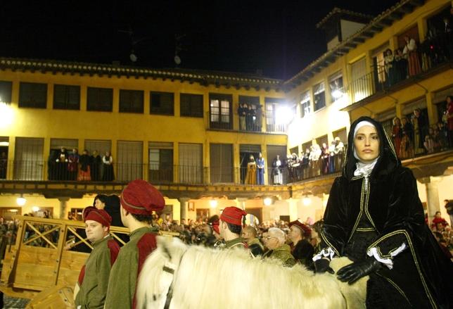 la reina juana en Tordesillas