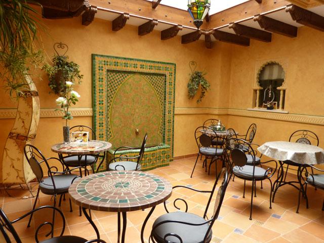 patio palacio Yasmin