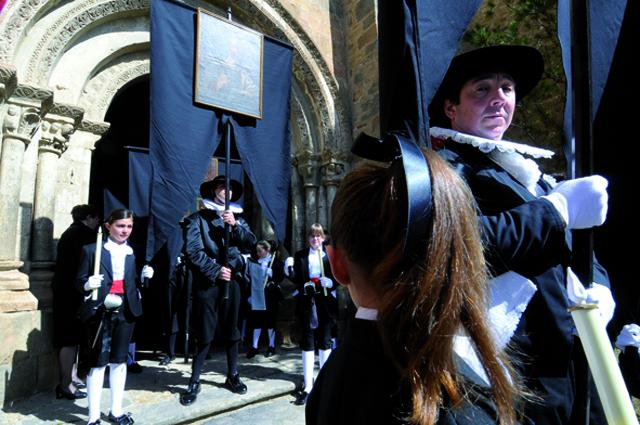 Semana Santa de Ágreda (Soria) curiosidades de la Semana Santa en Castilla y León