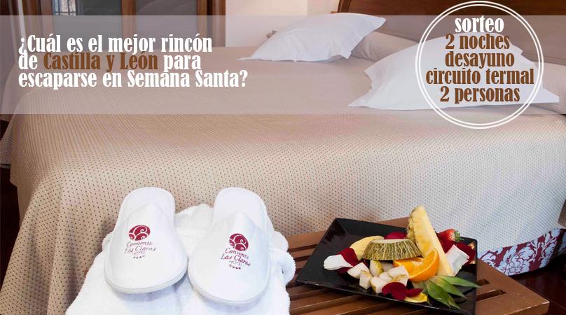Promoción Hotel Spa Convento las Claras Peñafiel