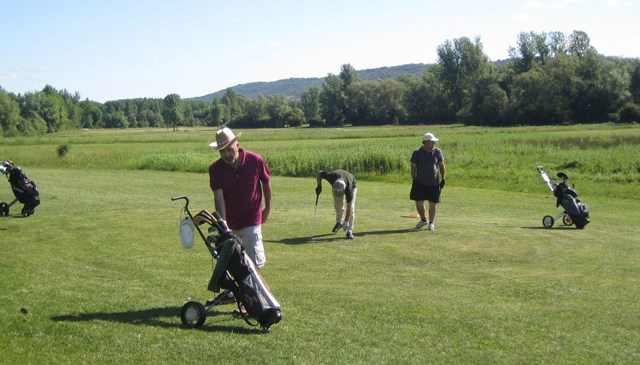 golf en castilla y león