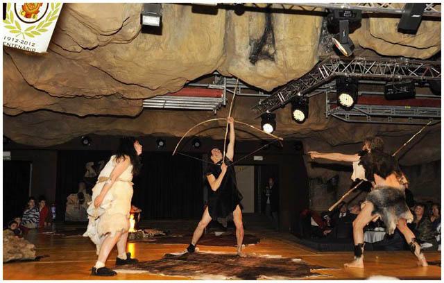 Coco Atapuerca show