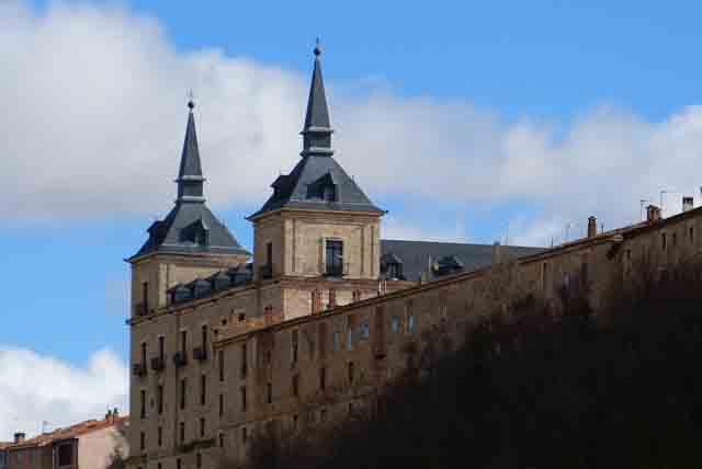 escapadas gastronómicas por Castilla y León - Santo Domingo de Silos