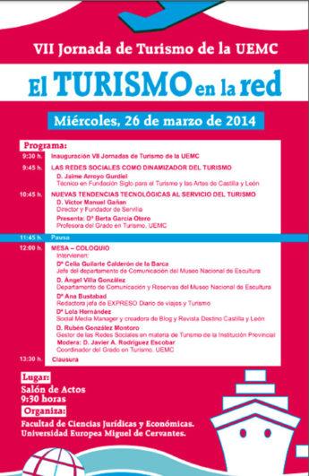 Programa El Turismo en la Red