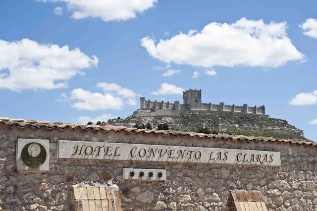 Vistas Hotel Spa Convento Las Claras