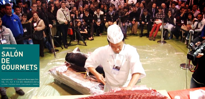 Stand de Japon Salón Gourmet