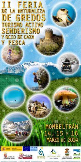 II feria de la naturaleza de Gredos: Turismo activo, senderismo y ocio de caza y pesca