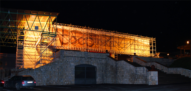 Exterior del restaurante Coco Atapuerca Show